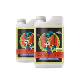 Advanced Nutrients Advanced Nutrients pH Perfect Connoisseur Grow Part A+B Soil Amendments, 1 Liter each