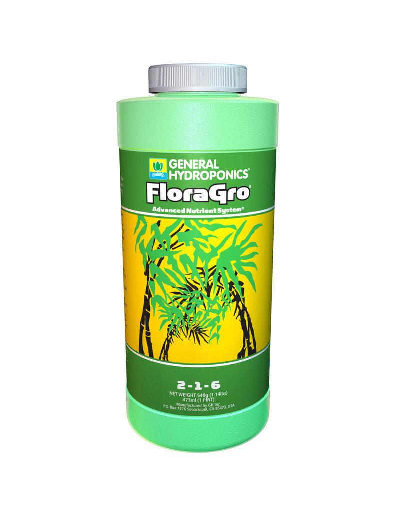 General Hydroponics GH Flora Gro Pint