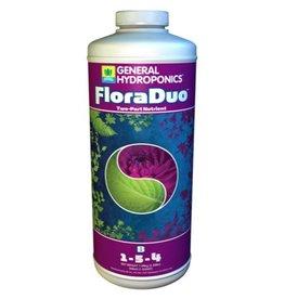 General Hydroponics FloraDuo B Quart