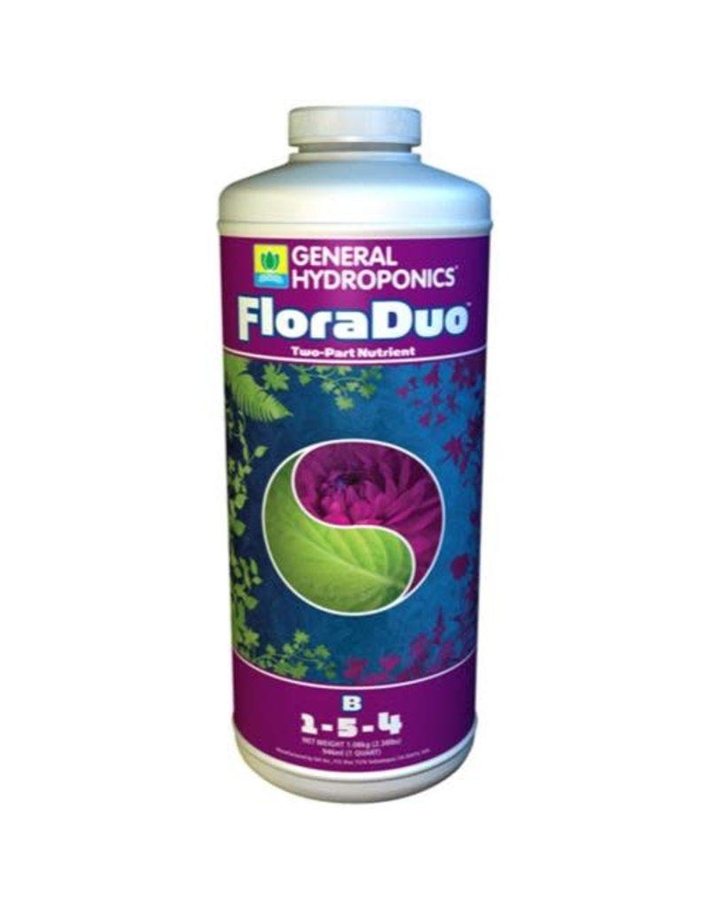 General Hydroponics GH FloraDuo B Qt