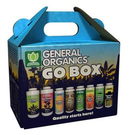 General Organics GH Go Box Starter Kit