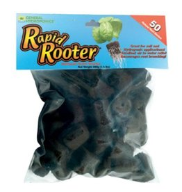 General Hydroponics GH Rapid Rooter 50/Pack Replacement Plugs