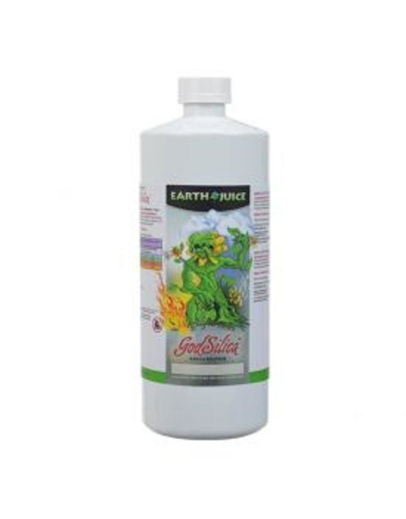 Earth Juice Godsilica 1 qt