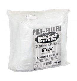 Phat Filter Phat Pre-Filter 24x6