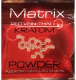 Matrix Red Vein 50g Kratom