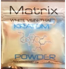 Matrix White Vein 50g kratom