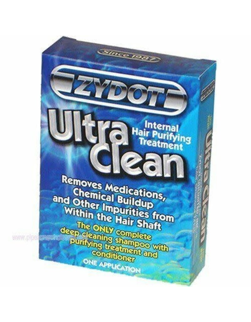 Zydot Ultra Clean detox shampoo