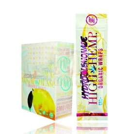 High Hemp Lemonade Wraps