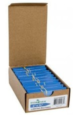 Plant Stake Labels Blue (100 count)