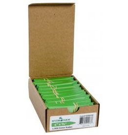 Plant Stake Labels Green 4'' (100 count)