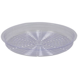 gro pro Clear 8 inch Saucer, pack of 25