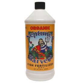 Neptune's Harvest Neptune's Harvest Fish Fertilizer Quart (12/Cs)