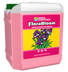 General Hydroponics GH Flora Bloom 2.5 Gallon (2/Cs)