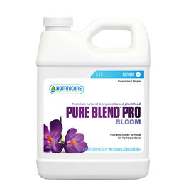 Botanicare Botanicare Pure Blend Pro Bloom Quart (12/Cs)