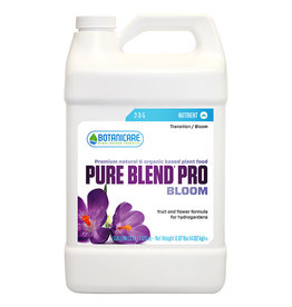 Botanicare Botanicare Pure Blend Pro Bloom Gallon (4/Cs)