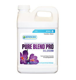 Botanicare Botanicare Pure Blend Pro Bloom 2.5 Gallon (2/Cs)