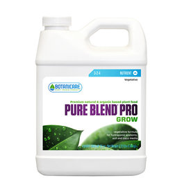 Botanicare Botanicare Pure Blend Pro Grow Quart (12/Cs)