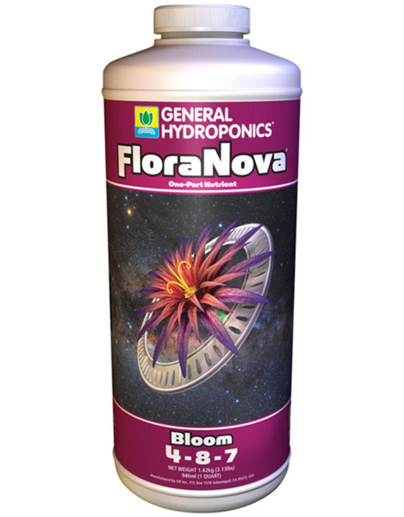 General Hydroponics GH FloraNova Bloom Quart