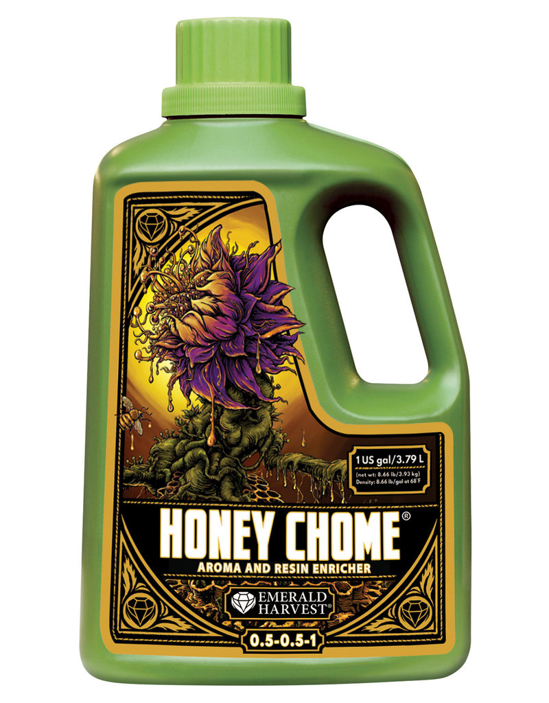 Emerald Harvest Emerald Harvest Honey Chome Gallon/3.8 Liter (4/Cs)