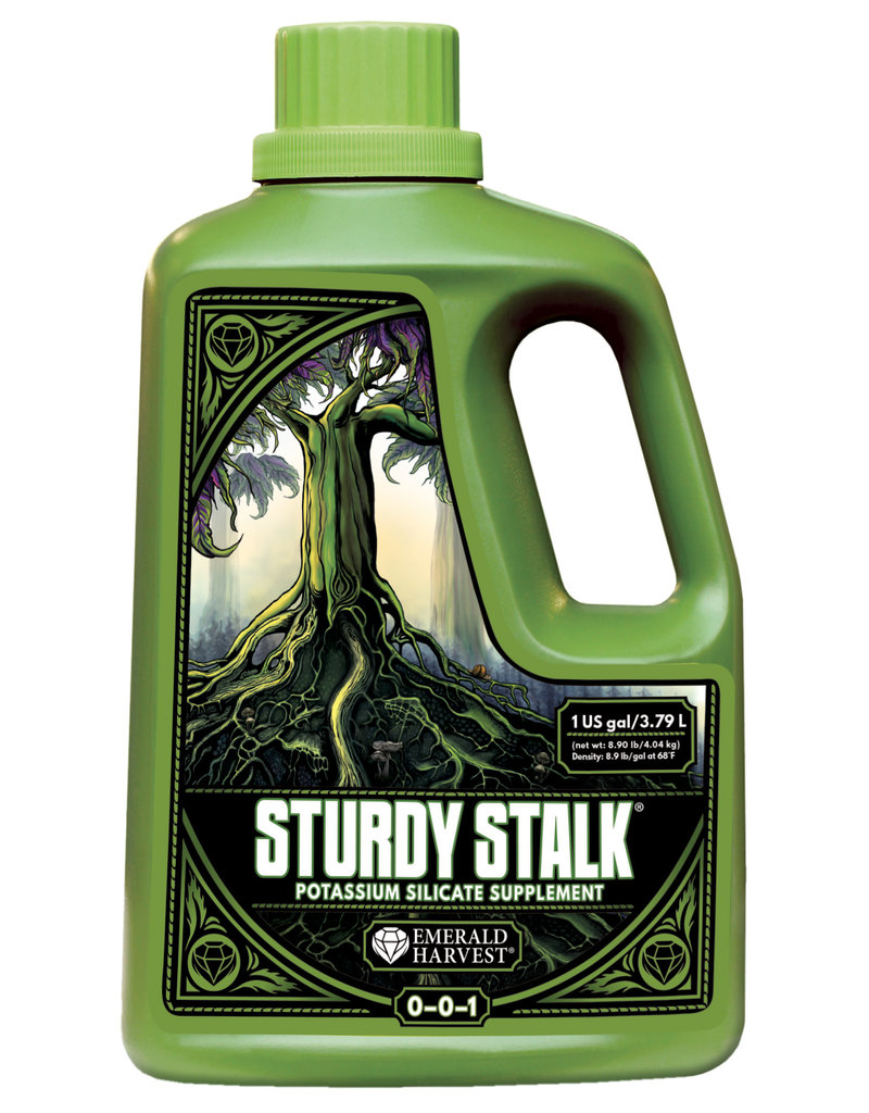 Emerald Harvest Emerald Harvest Sturdy Stalk Gallon/3.8 Liter (4/Cs)