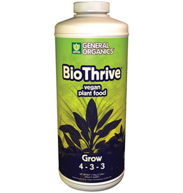 General Organics GH General Organics BioThrive Grow Quart