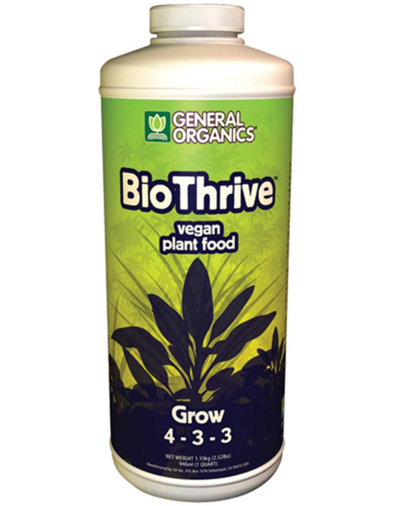 General Organics GH General Organics BioThrive Grow Quart