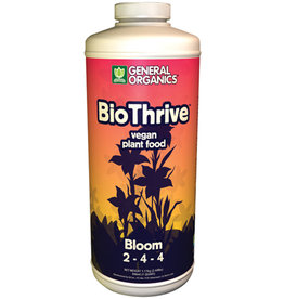 General Organics GH General Organics BioThrive Bloom Quart