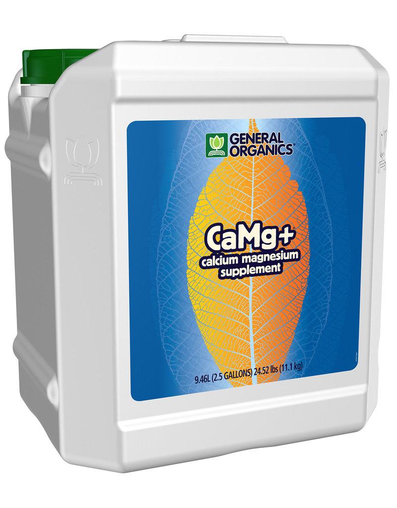 General Organics GH General Organics CaMg+ 2.5 Gallon (2/Cs)