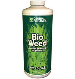 General Organics GH General Organics BioWeed Quart (12/Cs)