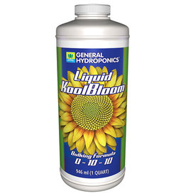 General Hydroponics GH Liquid KoolBloom Quart