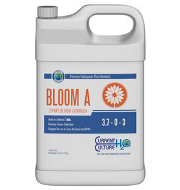 Current Culture Cultured Solutions Bloom A Gallon (4/Cs)