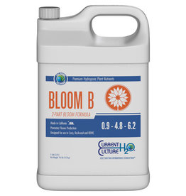 Current Culture Cultured Solutions Bloom B Gallon (4/Cs)