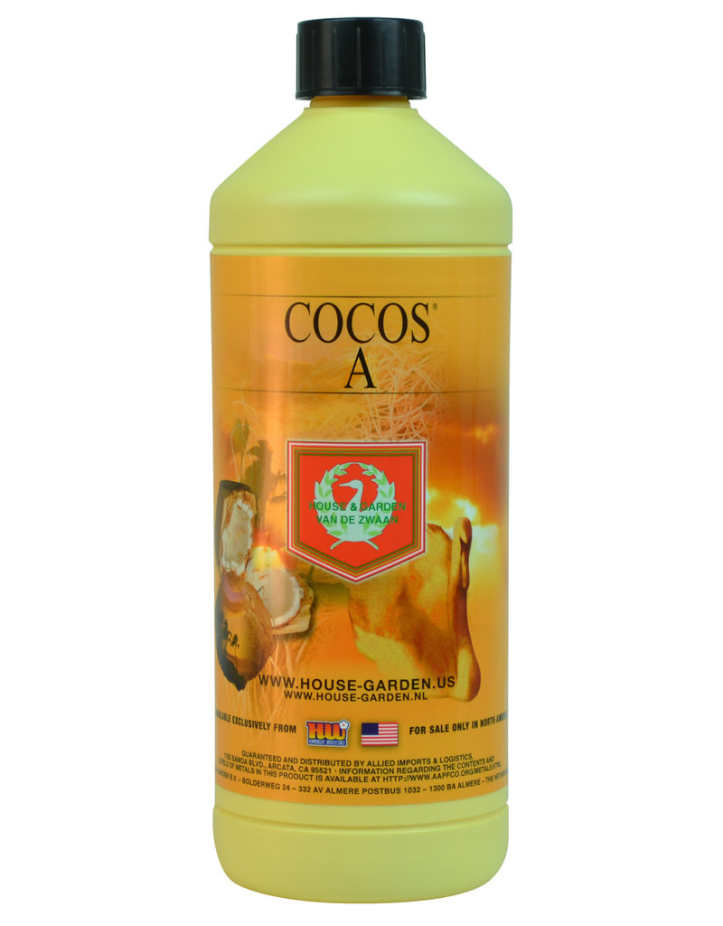 House and Garden House and Garden Cocos A 1 Liter (12/Cs)