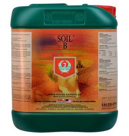House and Garden House and Garden Soil B 5 Liter (4/Cs)