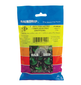 Raindrip 2 GPH Dripper Bag (25/Bag)