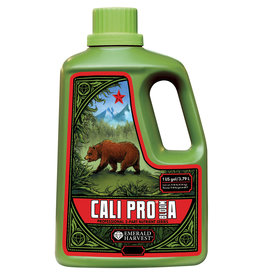 Emerald Harvest Emerald Harvest Cali Pro Bloom A Gallon/3.8 Liter (4/Cs)