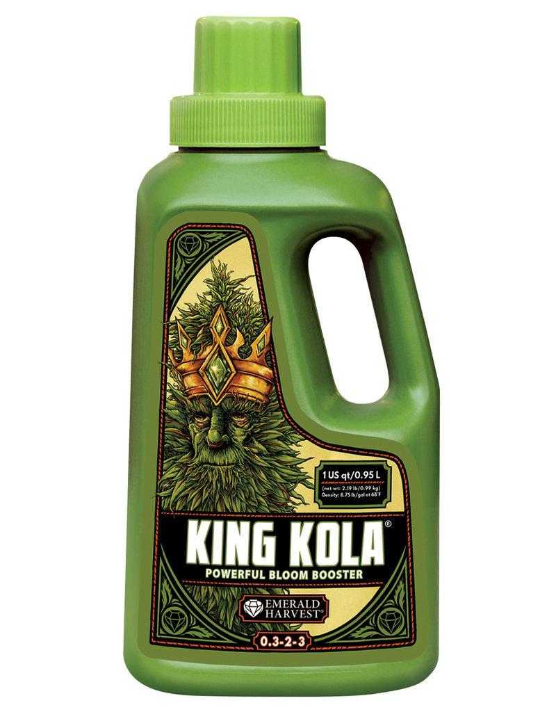 Emerald Harvest Emerald Harvest King Kola Quart/0.95 Liter (12/Cs)