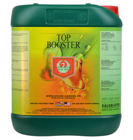 House and Garden House and Garden Top Booster 5 Liter (4/Cs)