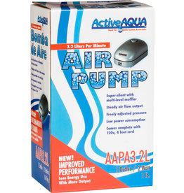 Hydrofarm Air Pump 1 Outlet 2W 3.2L/min (40/cs)