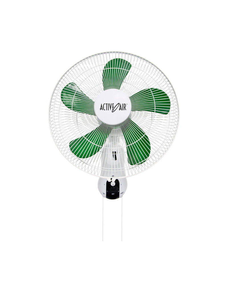 Hydrofarm Active air 16 in wall mount fan