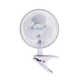 """Hydrofarm 6"""" Clip On Fan"""