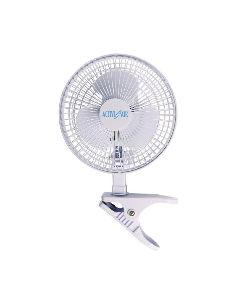 "Hydrofarm Active Air 6"" Clip On Fan"