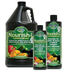 Microbe Life Hydroponics Nourish-L 32oz (Liquid Certified Organic)