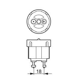 Philips 315w CMH Bulb 3100K Master Power (Flower)