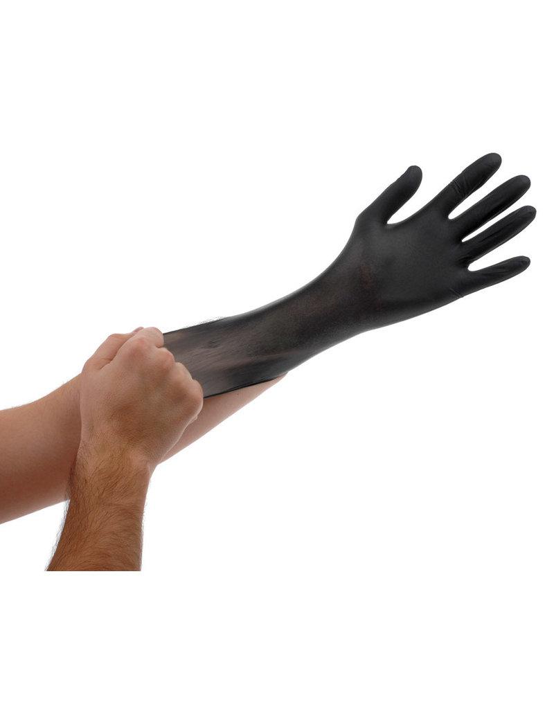 Black Lightning Gloves, XL , pack of 100