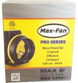 """8"""" Max-Pro Series, 863 CFM"""