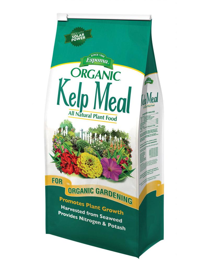 Hydrofarm Espoma Kelp Meal 4 lbs bag