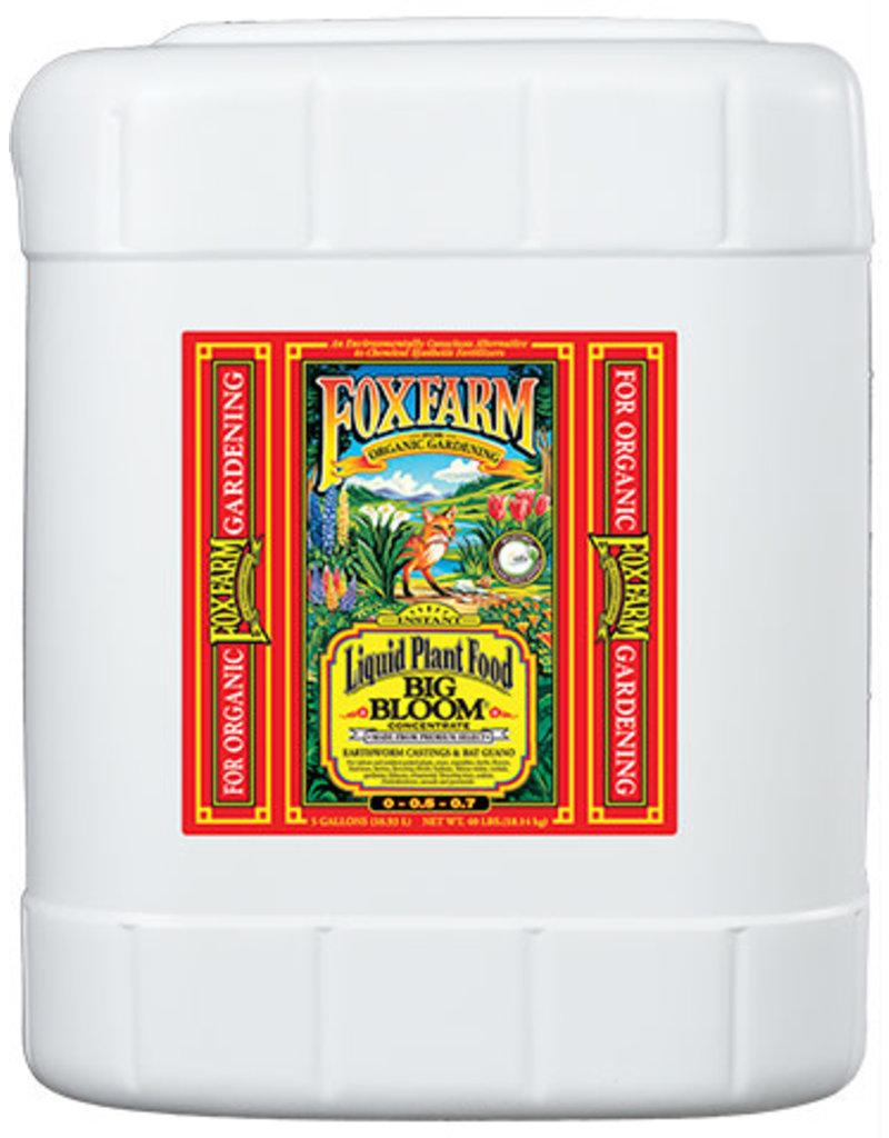 Fox Farm Big Bloom Liquid Concentrate, 5 gal