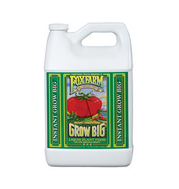 Fox Farm Grow Big Liquid Concentrate, 1 gal