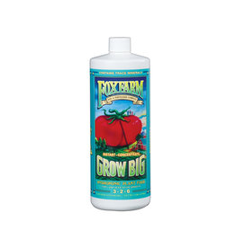 Fox Farm Grow Big Hydro Liquid Concentrate, 1 qt